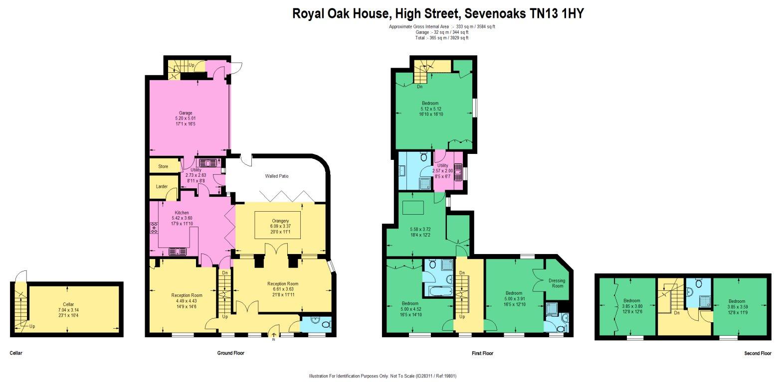 High Street, Sevenoaks TN13 1HY